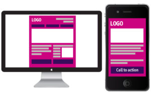 Emailing responsive design