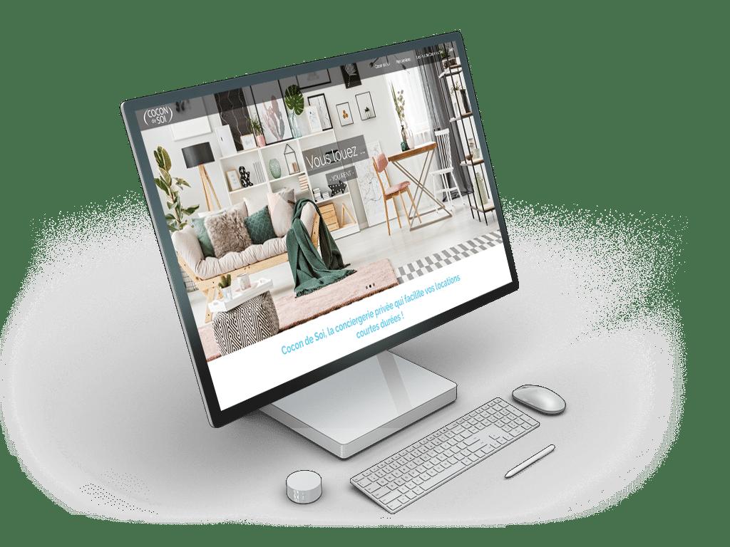 Louer un site internet à Lyon