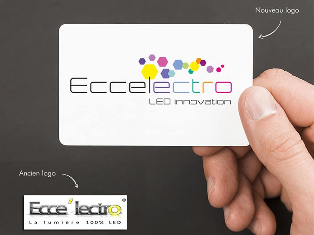 Refonte logo Eccelectro
