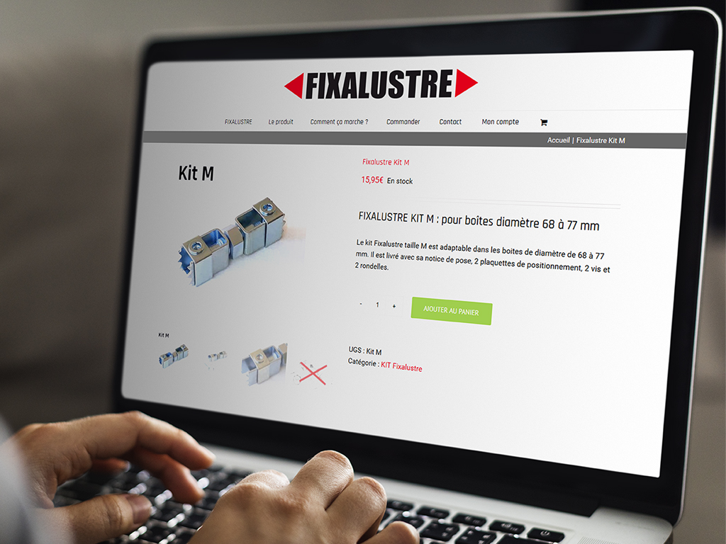 Fixalustre - Boutique Woocommerce